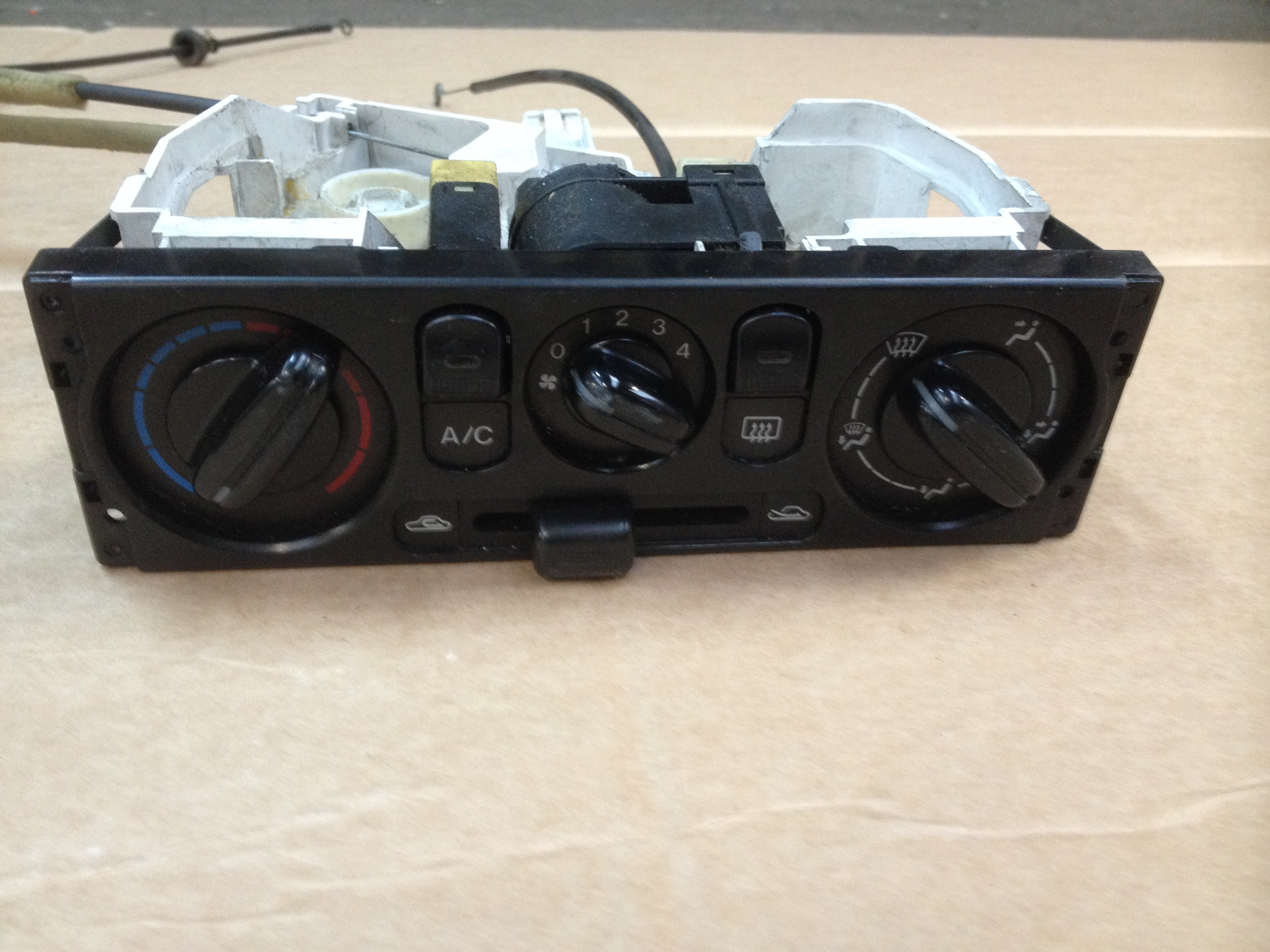 Front Heater Control Unit Bongospares Co Uk