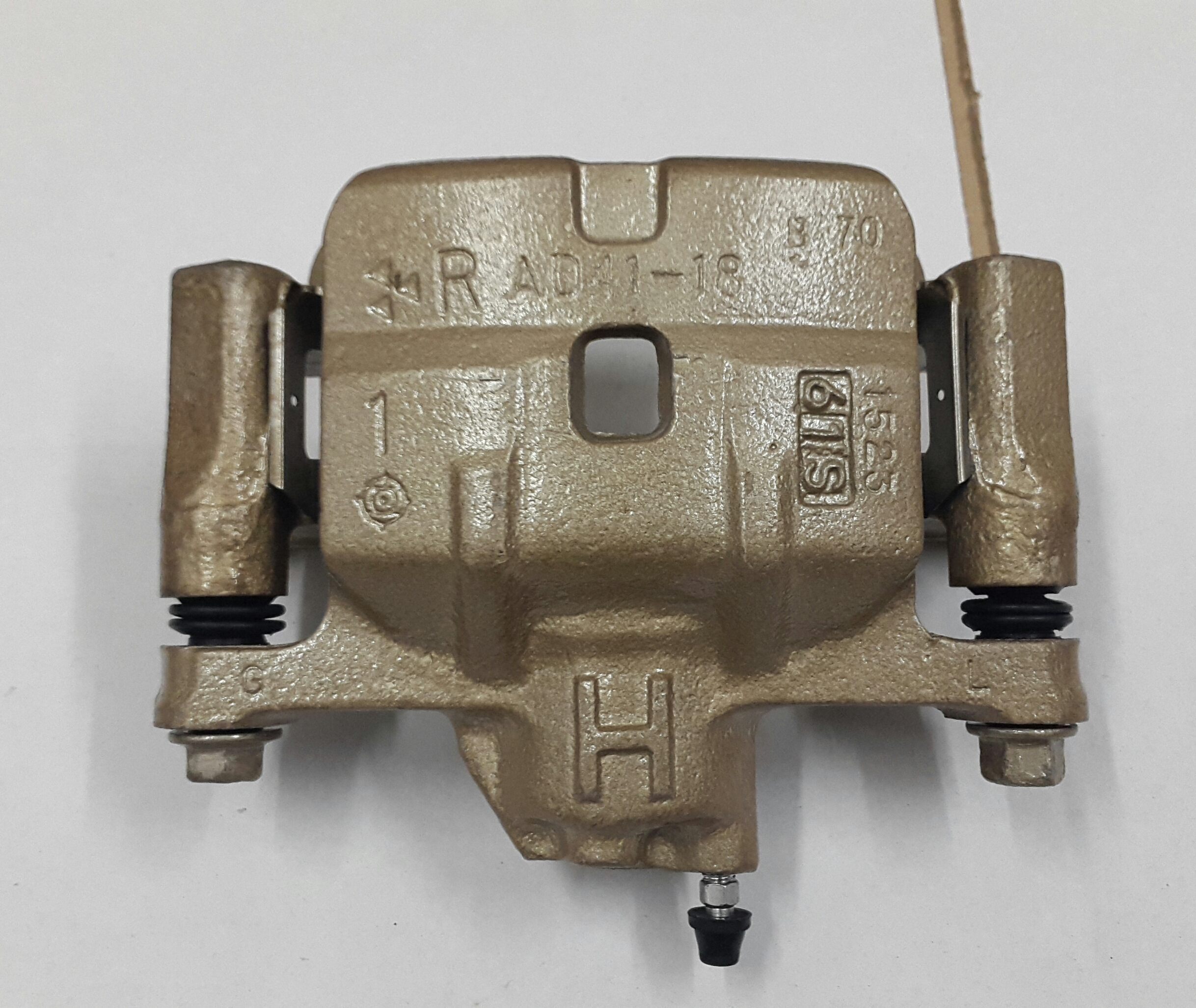 Front Right Brake Caliper 4